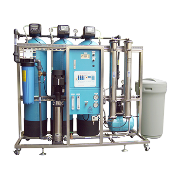 Reverse Osmosis for Commercial use
